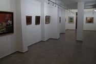 Μια μοναδική έκθεση ζωγραφικής άνοιξε τις 'πύλες' της στη Ναύπακτο (pics)