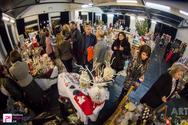 Χριστουγεννιάτικο Bazaar χειροτεχνών στο Dansarte Part 1/3 18-12-16