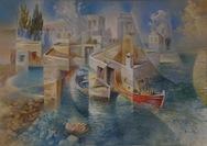 Ο κόσμος της τέχνης και των γραμμάτων, έδωσε το παρών στην έκθεση του Νίκου Καλατζή και του Χρίστου Ζανιά (pics)