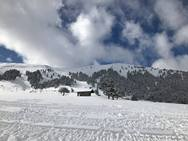 'Άσπρισε' ο Χελμός και οι πίστες του Χιονοδρομικού Κέντρου άνοιξαν τις πύλες τους (pics)