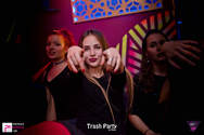 Trash Party at Mods Club 28-12-16