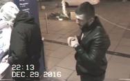 Η αντίδραση ενός κλέφτη όταν συνειδητοποιεί ότι τον καταγράφει κάμερα ασφαλείας (video)