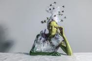 Ανακυκλώσιμα σκουπίδια μετατρέπονται σε... έργα τέχνης (pics)