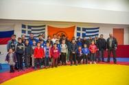 Πάτρα: Λαμπρή εκδήλωση από τους παλαιστικούς συλλόγους Πολυνίκη και Ολύμπια Club