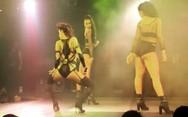 Το καυτό χορευτικό της Ελένης Φουρέιρα! (video)