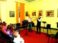Πάτρα: Πρωτότυπα μαθήματα μουσικής από το Δημοτικό Ωδείο