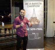 Πατρινός bartender κατέκτησε την 3η θέση στον μεγάλο πανελλήνιο διαγωνισμό της Boundi! (pics)