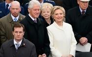 Η παρουσία της Χίλαρι Κλίντον στην ορκωμοσία του Ντόναλντ Τραμπ! (pics)