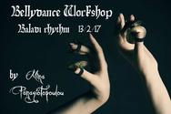 Bellydance Workshop Baladi rhythm στην Σχολή Χορού Keep Dancing
