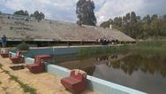 14 χρόνια 'ρημάζει' το κολυμβητήριο της Αγυιάς, στην Πάτρα (pics)
