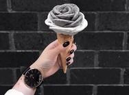 Πολύχρωμα λουλούδια από... παγωτό (pics)