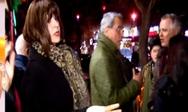 Πώς αντέδρασε η Μαρία Χούκλη όταν την ρώτησαν για τον Χατζηνικολάου; (video)