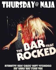 The Bar That Rocked at More Steps Naja