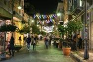 Ανάβει ο καρναβαλικός διάκοσμος στους δρόμους της Πάτρας
