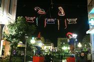 Ανάβει σήμερα ο καρναβαλικός διάκοσμος στους δρόμους της Πάτρας