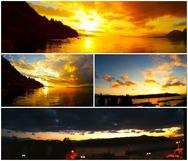 Τριζόνια - Μαγικό το ηλιοβασίλεμα από το νησάκι που έχει γοητεύσει την Δυτική Ελλάδα (video)