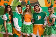 Group 7: Οι τρελοί Ιρλανδοί - Αγκαζέ