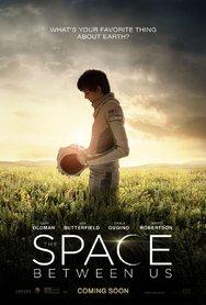 Προβολή Ταινίας 'The Space Between Us' στην Odeon Entertainment