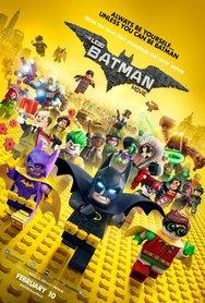 Προβολή Ταινίας 'The LEGO Batman' στην Odeon Entertainment