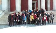 Το ΚΔΑΠ ΜΕΑ «ΚΟΜΑΙΘΩ» του Δήμου Πατρέων επισκέφθηκε το Εθνικό Αρχαιολογικό Μουσείο (pics)