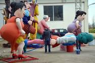 Καρναβαλικοί μπάστακες: Αυτοί οι… ενοχλητικά κεφάτοι τύποι που στέκονται στους δρόμους της Πάτρας (pics)