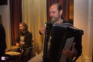 Ο Μπάμπης Στόκας στο Hotel Nafpaktos 11-02-17 Part 1/2