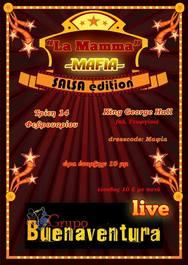 La Mamma-Μafia y Grupo Buenaventura Live at King George Hall