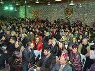 Απονομή βραβείων πληρωμάτων Πατρινού Καρναβαλιού στην αίθουσα Αίγλη