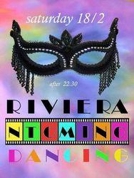 Domino Carnival Party at Riviera