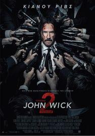 Προβολή Ταινίας 'John Wick Chapter 2' στην Odeon entertainment
