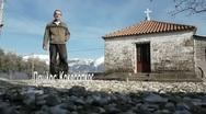 Δυτική Ελλάδα: Ο Παύλος Κοκορόσκος είναι κτηνοτρόφος, αλλά και καλλιτέχνης (video)