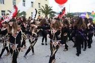 Με μεγάλη συμμετοχή πραγματοποιήθηκε το 2ο καρναβάλι Αμαλιάδας (video)