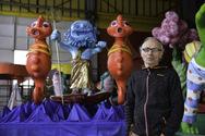 Δείτε τα άρματα που θα παρελάσουν στο φετινό Πατρινό Καρναβάλι! (pics)