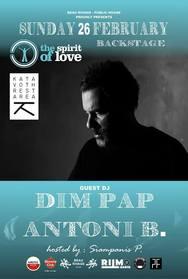 Dim Pap - Antoni B. στο Beau Rivage