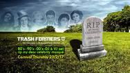 RIP My dear Celebrity with Trashformers στη ΓΙΑΦΚΑ