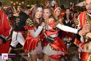 Πατρινό Καρναβάλι 2017 - Σε θέση ετοιμότητας 30.000 καρναβαλιστές για τη νυχτερινή ποδαράτη!