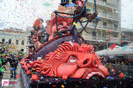 Ο ΒΑΣΙΛΙΑΣ ΚΑΡΝΑΒΑΛΟΣ - Μεγάλη Παρέλαση  26-02-17