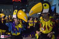 Group 113: TOUCANO TOUCANEIS - Βραδινή παρέλαση 25-02-17