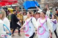 """Ο Σπύρος Γρίβας… ζει ανάμεσά μας και έγινε """"βασίλισσα του Πατρινού Καρναβαλιού""""! (video)"""