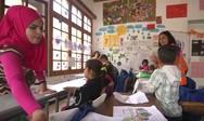 Ένα διαφορετικό σχολείο φέρνει χαρά στα παιδιά πρόσφυγες (video)