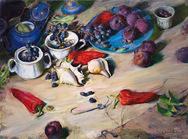 Στέφανος Δασκαλάκης, Μιχάλης Μαδένης, Γιώργος Ρόρρης στην Δημοτική Πινακοθήκη Καλαμάτας «Α. Τάσσος» (pics)
