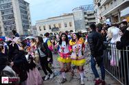 Η… εφαρμογή Snapτσατ ταίριαξε απόλυτα στο πνεύμα του Πατρινού Καρναβαλιού (pics+vids)