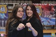 Δοκιμασίες Taekwondo του 'ΑΣ ΛΕΩΝ'  σε συνεργασία με τις σχολές 'Δόξα' και 'Αχαιοί'  05-03-17 Part 1/2