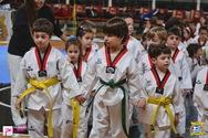"""Δοκιμασίες Taekwondo του """"ΑΣ ΛΕΩΝ""""  σε συνεργασία με τις σχολές """"Δόξα"""" και """"Αχαιοί""""  05-03-17 Part 1/2"""