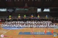 Δοκιμασίες Taekwondo του 'ΑΣ ΛΕΩΝ'  σε συνεργασία με τις σχολές 'Δόξα' και 'Αχαιοί'  05-03-17 Part 2/2