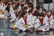 """Δοκιμασίες Taekwondo του """"ΑΣ ΛΕΩΝ""""  σε συνεργασία με τις σχολές """"Δόξα"""" και """"Αχαιοί""""  05-03-17 Part 2/2"""