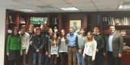 Πρωτιά των μαθητών της Πάτρας στον Πανελλήνιο Διαγωνισμό του Ελληνικού Κέντρου Ασφαλούς Διαδικτύου