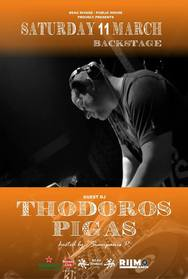 Thodoros Rigas at Beau Rivage
