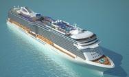 Έρχεται το μεγαλύτερο κρουαζιερόπλοιο στον κόσμο (video)