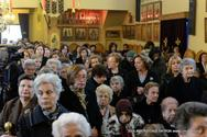 Με λαμπρότητα γιορτάστηκε η μνήμη του Όσιου Αλεξίου στην Ιερά Μητρόπολη Πατρών (pics)